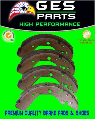 Premium Quality Rear Drum Brake Shoes 99-03 Odyssey 744