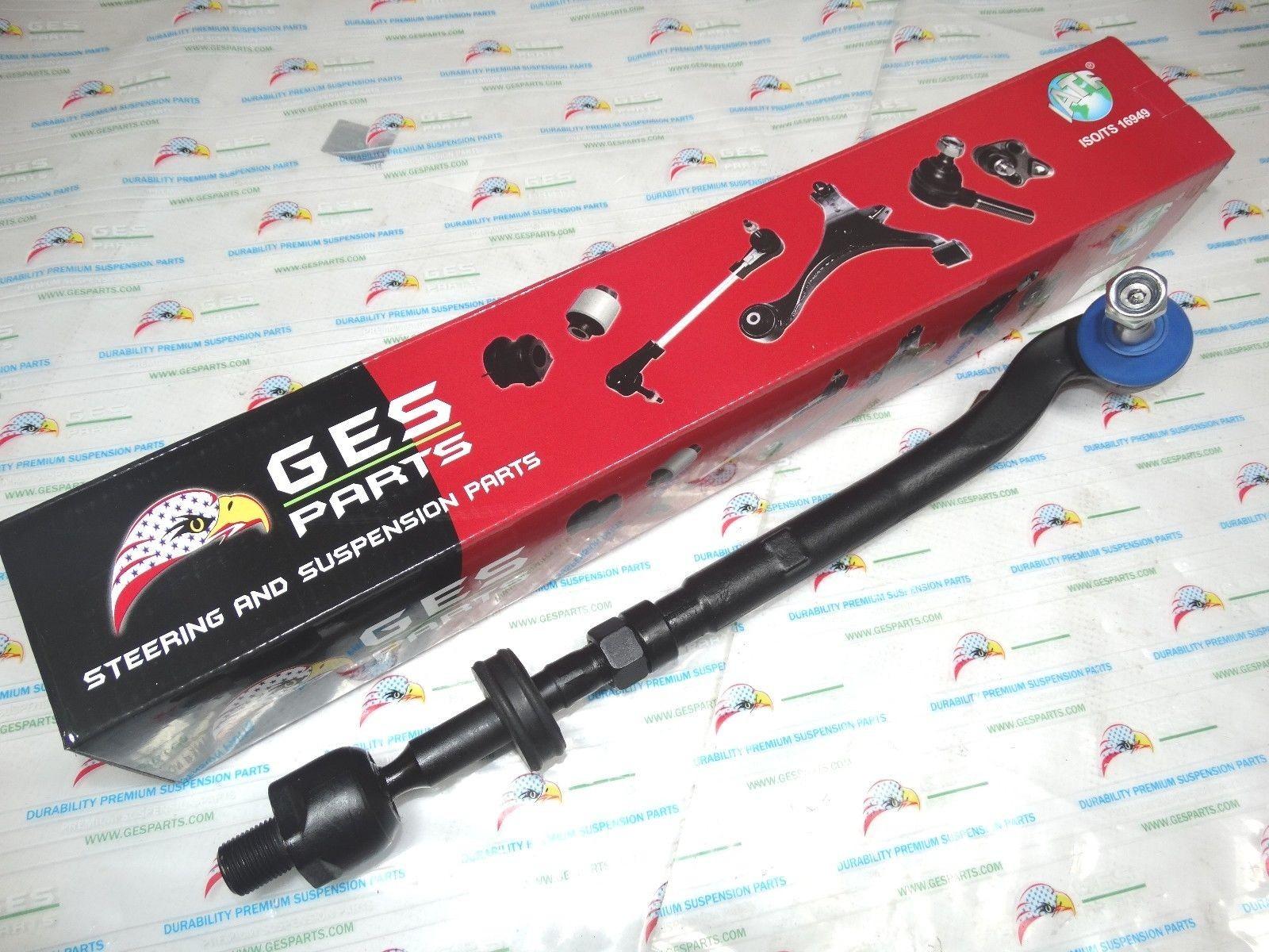 E39 525i 528i 530 NEW 1 Left Side Tie Rod End Inner & Outer Assy 32111094673