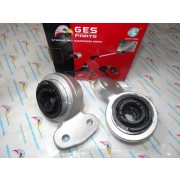 E46 NEW 2 Front Lower Suspension Control Arms Bushing Kit
