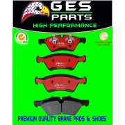 Premium Quality Front  Brake Pads 06-12 Mercedes ML350 G55 AMG GL320 GL350 GL450 ML320 ML350 ML500 R320 R350 D1123